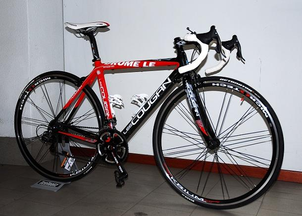 Bici Lee Coogan Carbonio Xenon misura (51)